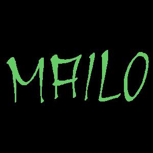 Name Namensschild Mailo