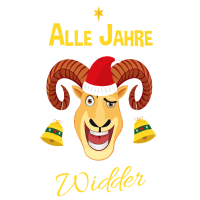 Alle Jahre Widder! Weihnachten Nikolaus Spruch ☺