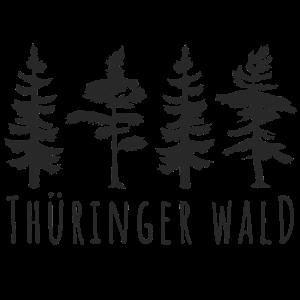 Baum Nadelbaum Wandern Thüringer Wald Geschenk