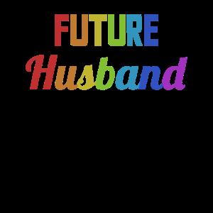 Homo-Ehe Homosexuell Ehemann Verlobt JGA Geschenk
