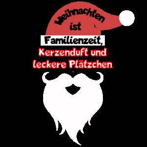 Nikolaus Weihnachten Christmas Santa Familienzeit