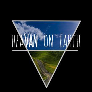 Heavan Van Camping Reise Bus Roadtrip Himmel Erde
