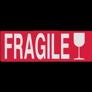 Fragile 2 Farben