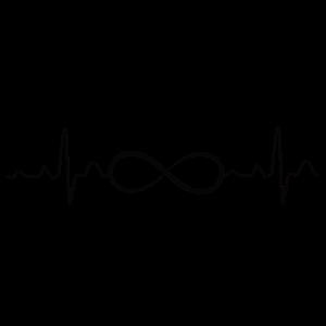 Heartbeat Unendlichkeit