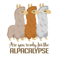 Alpaka Apokalypse - Die Lamas kommen