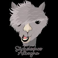Sächsisches Albagha - Verpeiltes Lama