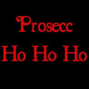 Prosecco Ho Ho Ho