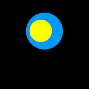 Palau Insel Staat Südsee