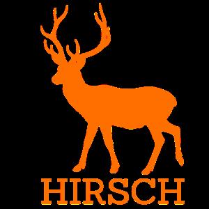Hirsch Silhouette 2