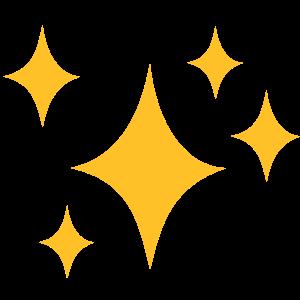 Sterne Funkeln