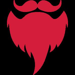 Santa Beard (v)