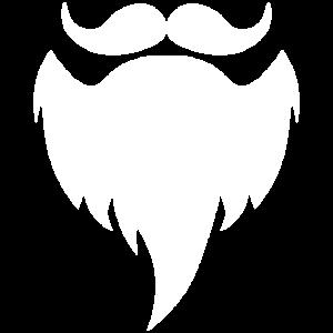 Santa Beard (w)
