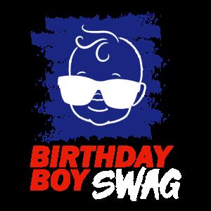 Geburtstagsjunge Geburtstag Kinder Junge