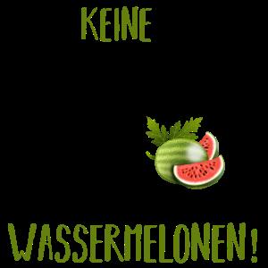 Wassermelonen Kerne Bauch Geschenkidee