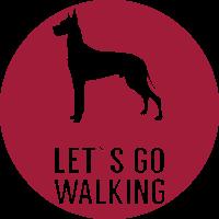 Hund - Gassi laufen - Pittbull