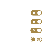 Focus, Motivation, Passion... | On / Off Switch