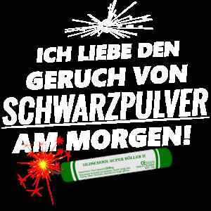 Pyro Pulver Geruch Feuerwerk