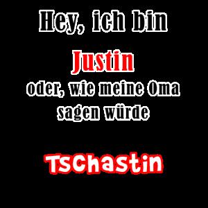 Justin Geburtstagsgeschenk