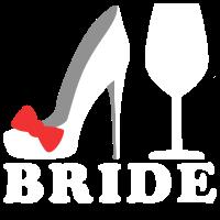 Jungesellenabschied JGA Braut Party-Crew Geschenk