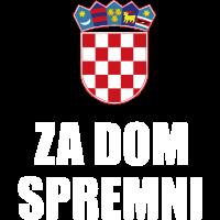 za dom spremni geschenk hrvatska kroatien croatia