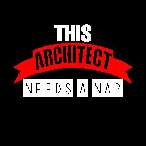Architekt Schläfchen