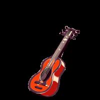 Akustikgitarre!