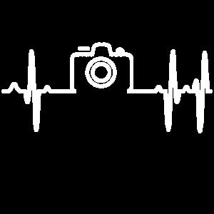 Kamera Herzschlag Herz Leidenschaft Fotograf Foto
