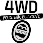 4WD smile