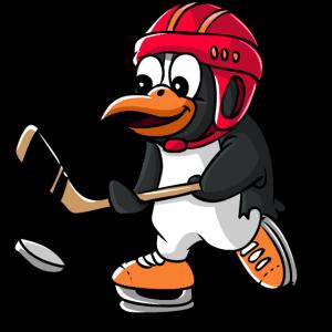 Eishockey Pinguin