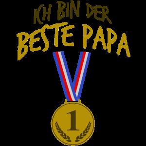 Bester Papa Lieblingspapa Vatertag Dad