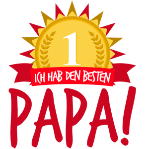 Bester Papa Lieblingspapa Dad Vatertagsgeschenk