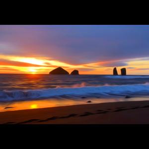 Mosteiros Sunset São Miguel Azoren