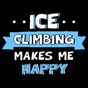 Eisklettern Sportklettern Klettern Geschenk