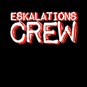 Eskalations Crew   Party Alkohol Geschenk