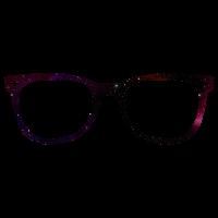 Galaxy Hornbrille