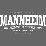Mannheim (white Edt. '13)