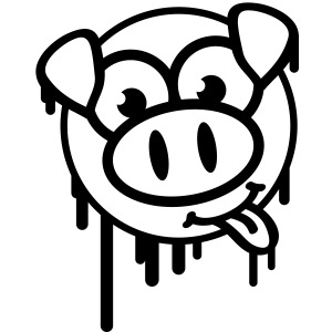 pig_smiley_graffiti_wq1