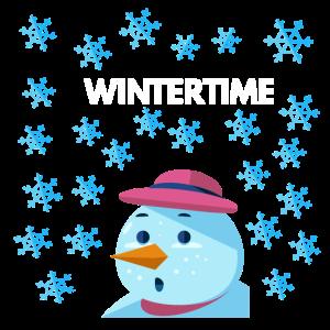 winter wintertime