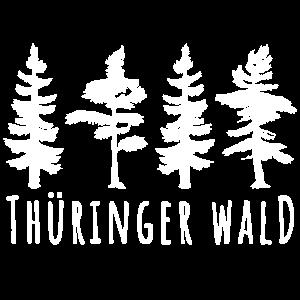 Baum Bäume Nadelbaum Thüringer Wald Geschenk