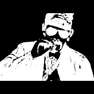 Rocker - Smoke on Mr. Cool Guy