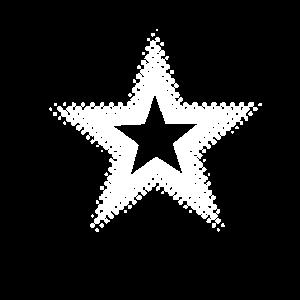 Kunstvoller Stern -