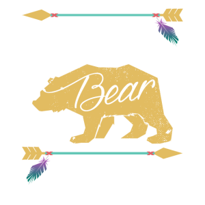 Papa Bear - Bester Dad Gift Idea Design