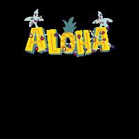 Weihnachten Aloha - Hawaiianer