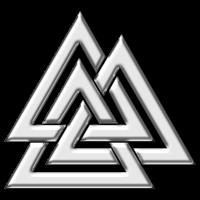 Valknut, Wotan's Knoten, Walknot, Odin, Walhalla