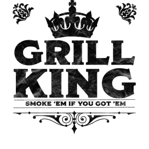 Grill BBQ Lustiges Design - Grill King
