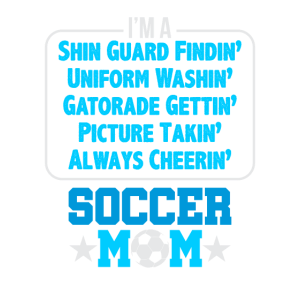 Fußball Mama Shirt Zuschauer Spieler Kinder