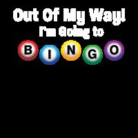 Bingo-Design - aus meiner Art werde ich zum Bingo gehen
