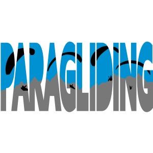 Paragliding Letters
