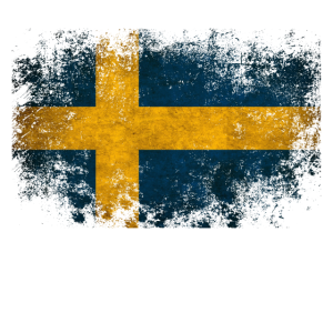 Sverige Schweden Flagge