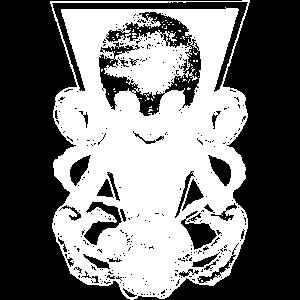Alien - Schwarze Version